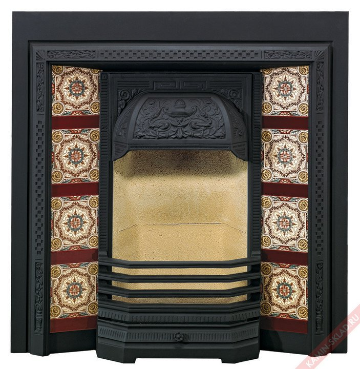 Stovax, Victorian Tiled Fireplace